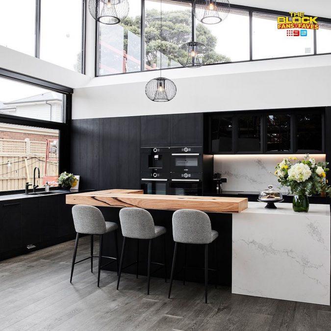 josh luke kitchen the block
