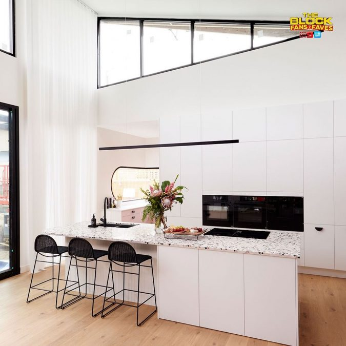 tanya vito kitchen the block