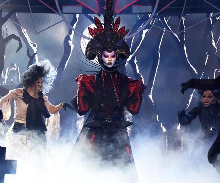 Vampire wins The Masked Singer Australia 2021! Source: Network 10.