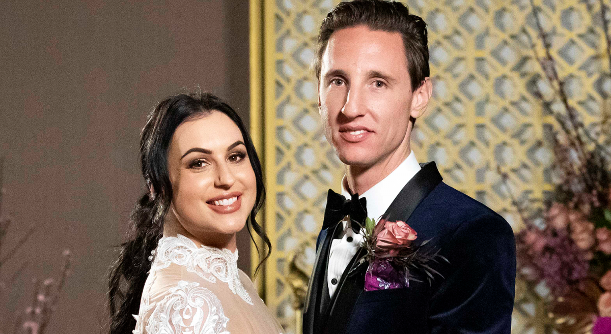 Aleks Markovich tells So Dramatic! that she was also cast for Ex on The Beach alongside her on-screen Married at First Sight husband Ivan Sarakula. Source: Nine.