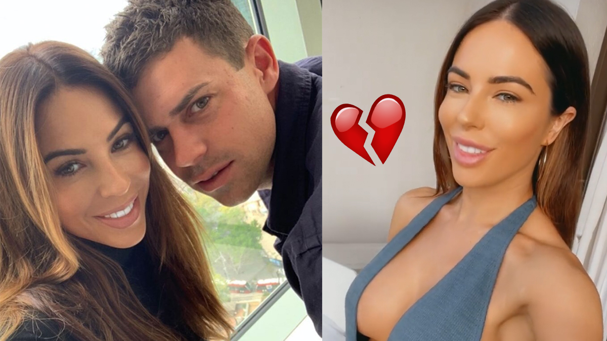 EXCLUSIVE! KC Osbourne DUMPED From Ex on The Beach Just FOUR Days After MAFS Ex Michael Goonan!