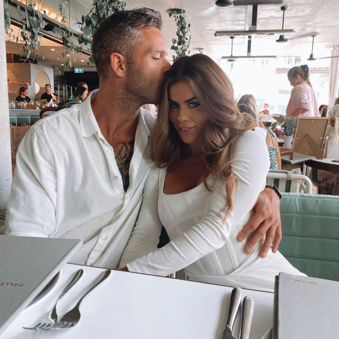 Fitness influencer Sophie Guidolin DUMPED her ex-boyfriend Ryan for Married at First Sight's Jake Edwards and then took him back!