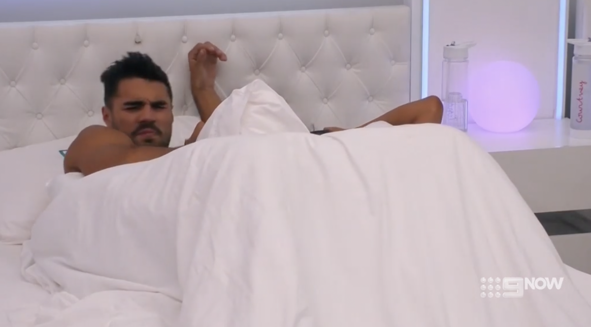 Ever wanted to know why the Love Island Australia 2021 cast wear sunglasses to bed? Here's your answer!