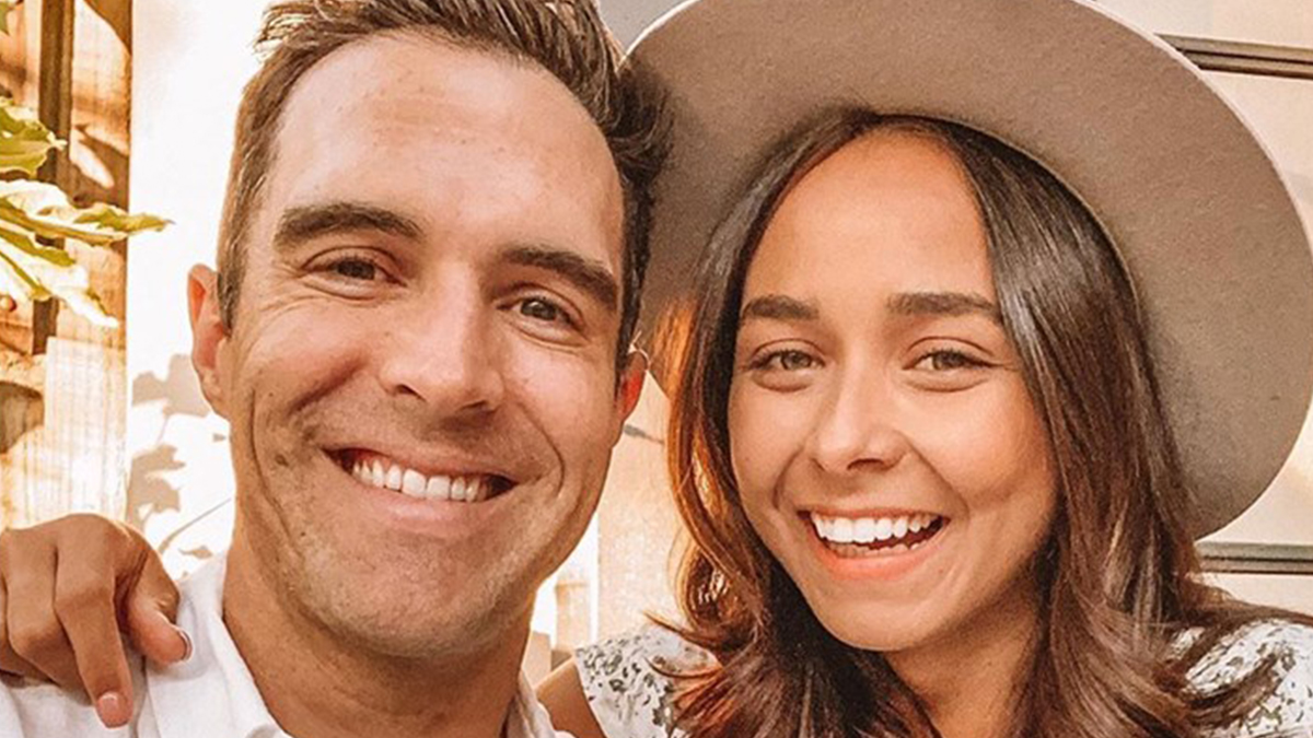 Brooke Blurton was spotted meeting up with her ex-boyfriend Nick Power in Perth on Monday, just days before her debut as The Bachelorette.