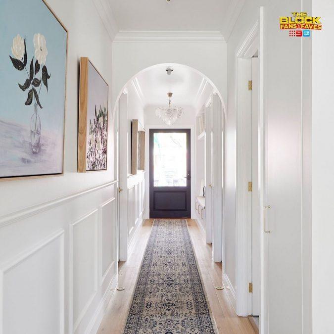 kirsty jesse block hallway