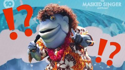 mullet the masked singer australia 2021