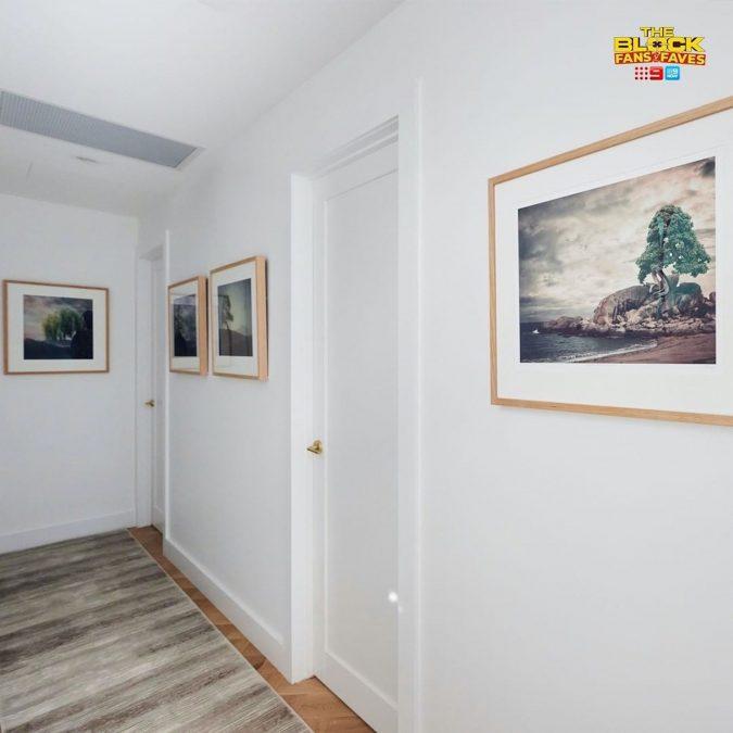 mitch mark hallway